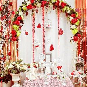 Свадебный декор: прокат / аренда