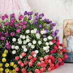 Новая коллекция искусственных цветов