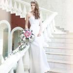 """Образ невесты в стилизованный под стиль """"Прованс"""""""